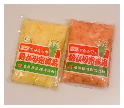 寿司海苔 丸友海苔店-甘酢生姜