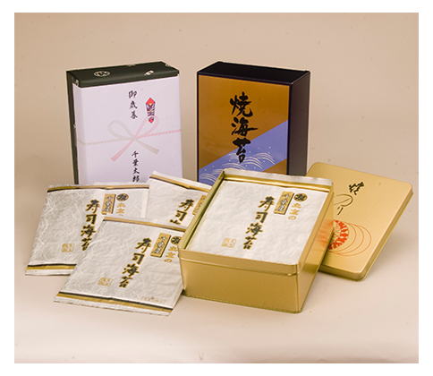 寿司海苔 丸友海苔店-お歳暮・お中元用寿司海苔