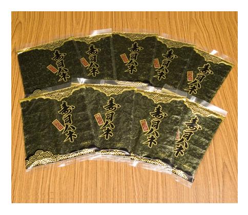 寿司海苔 丸友海苔店-焼きハネ